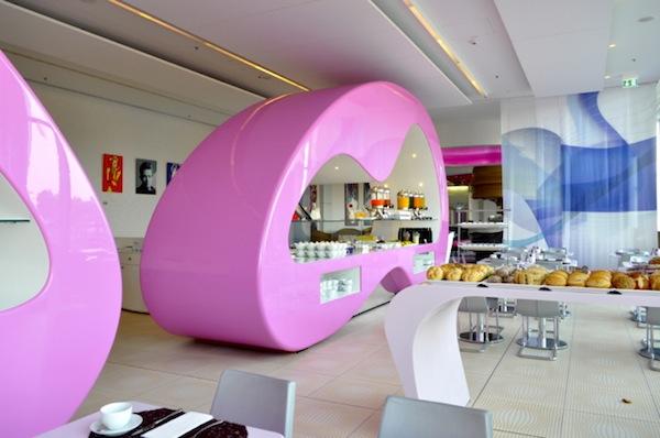 L hotel delle passioni nhow berlin toolover for Camere tumblr per ragazze